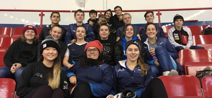 Provinciale 3 Ouest – Montréal – 13 et 14 janvier 2018
