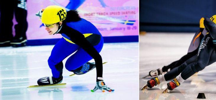 Ranya Ezzi (Suède) et Nicola Laborde (Colombie) au Championnat du monde !